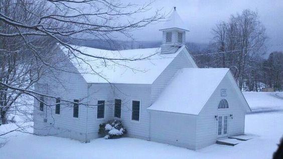 Mountain Church in NC