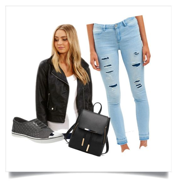 """Coolll"" by how-i-met-your-fairy-godmother ❤ liked on Polyvore"