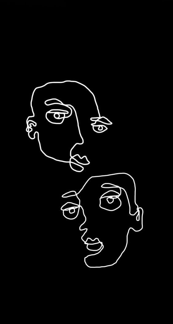 46 Ideas For Minimalist Doodles Minimalist Outline Art