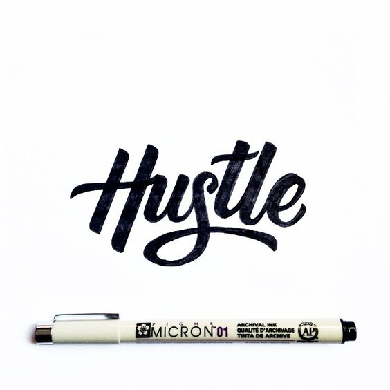 Lettering typography and the day on pinterest