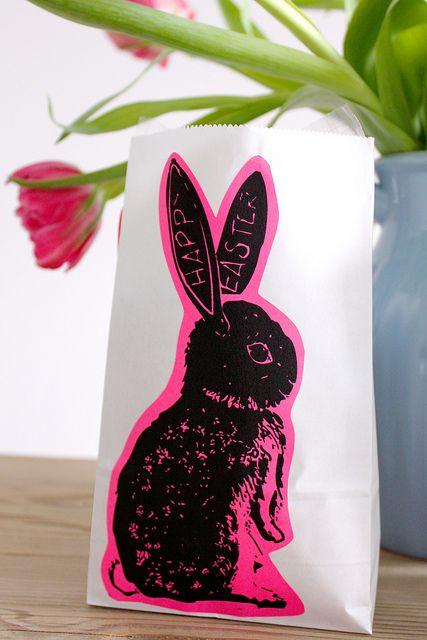 Happy Easter Bag by letizia.lorenzetti, via Flickr
