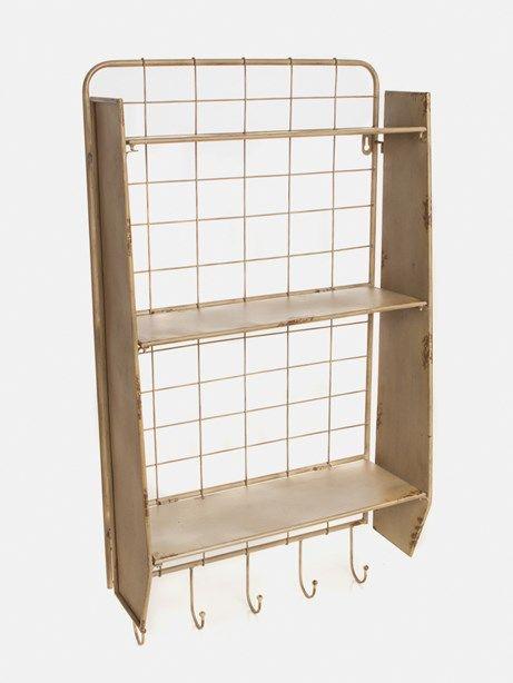 Prateleira de Ferro Shelf | Collector55 - Collector55     349,00