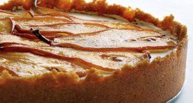 Maple Cheesecake with Roasted Pears | Cheesecakes | Pinterest | Pears ...