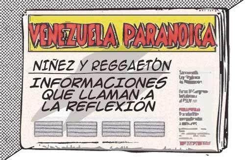 Información La Patilla - periodismo blogs. Polémica sobre el reggaetón.
