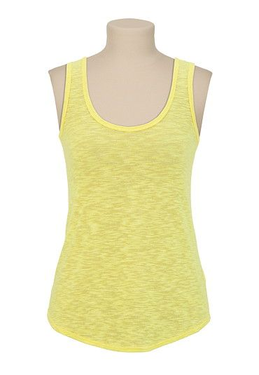 Flecked Racerback Tank~ One of my biggest weaknesses, Maurices♥♥♥