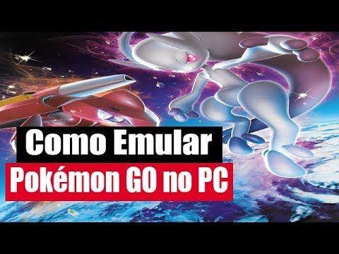 Como Jogar Pokemon Go No Pc Com Nox Player Com Fake Gps Versao