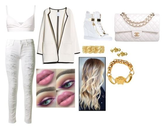 White Night by clothes-for-fun on Polyvore