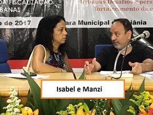 18/05/2017 - II Encontro - Isabel e Manzi