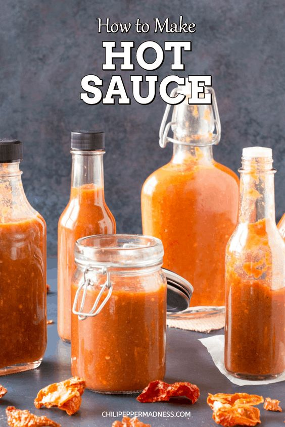How to Make Hot Sauce - The Ultimate Guide