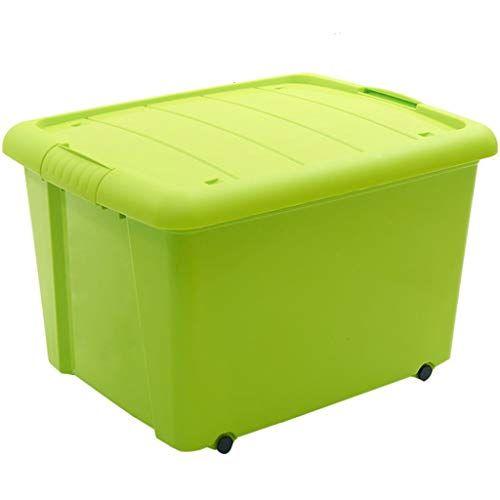 Large Plastic Storage Storage Box Multi Color Clothes Toy Storage