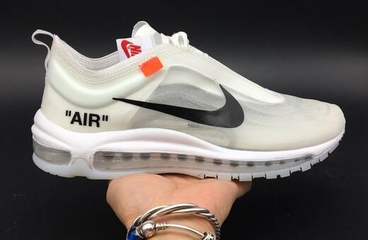 Cheap OFF WHITE x Nike Air Max 97 White | J in 2019