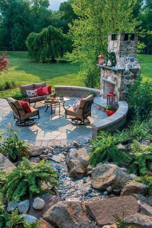 All About Backyard Landscaping Ideas On A Budget Small Layout Patio Low M With Images Backyard Pool Landscaping Large Backyard Landscaping Backyard Landscaping Designs