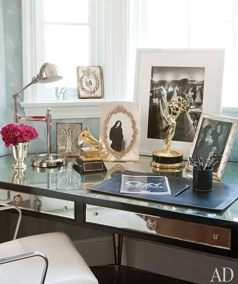 Sharon Osbourne's Office
