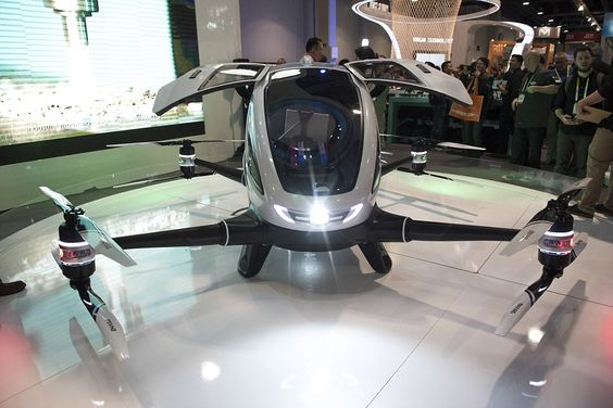 The MEGADRONE big enough to carry a passenger: Chinese firm says self-flying craft could be used as a smart taxi | The all-electric vehicle has four arms with eight propellers at the end allowing it to travel up to 60mph [The Future of Aviation: http://futuristicnews.com/tag/aircraft/ The Future of Drones: http://futuristicnews.com/tag/drone/ Self-Driving Vehicles: http://futuristicnews.com/tag/self-driving/] - Get your first quadcopter yet? If not, TOP Rated Quadcopters has great Beginner Drones, Racing Drones and Aerial Drones that fit any budget. Visit Us Today! >>> http://topratedquadcopters.com/go-check-out/pin-trq <<< :) #quadcopters #drones #dronesforsale #fpv #selfiedrones #aerialphotography #aerialdrones #racingdrones #like #follow: