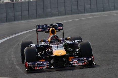Automotive News - FP1 Vettel fastest in F1 Indian GP 2013 - http://www.technologyka.com/news/automotive-news-fp1-vettel-fastest-in-f1-indian-gp-2013.php/77715371