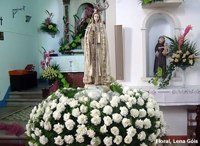 Floral Lena Gois Andor 11 Nossa Senhora De Fatima Nossa