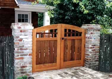 craftsman garden gate Google Search Craftsman Gates