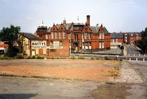 Armley Park School Leeds City Leeds Old Photos