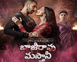Bajirao Mastani to be dubbed in Tamil-Telugu