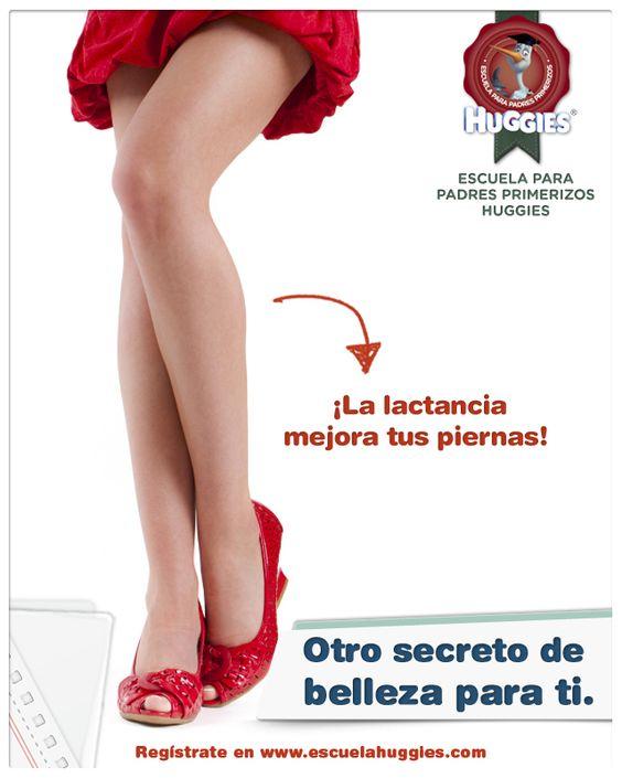 ¿Sabías que la lactancia tiene un efecto positivo sobre las várices?  http://escuelahuggies.com/Cambiosofia/Las-varices-despues-del-embarazo.aspx