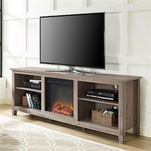 70 Inch Tv Stand Space Heater Electric Fireplace Fireplacedesign