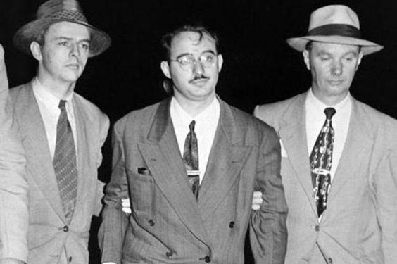 Agenten: Julius Rosenberg, 1950