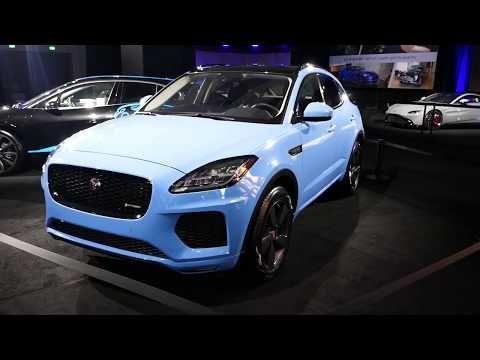 New Custom 2019 Jaguar F Pace Suv Galpin Hall Of Customs 2018 La Auto Show Youtube La Auto Show Jaguar Car Jaguar