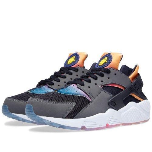 d515a3f1fba84 Nike Air Huarache Run SD SZ 9.5 RAINBOW 724764-005