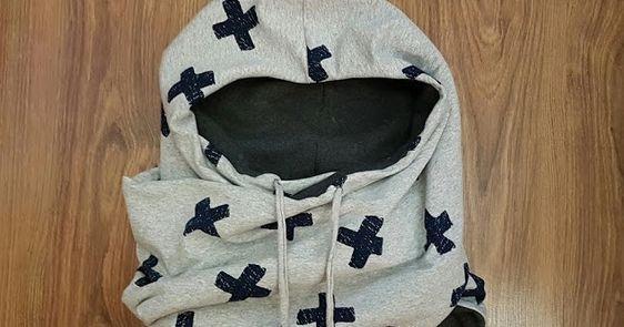 Komino Kaptur Jak Wykonac Wykroj I Uszyc Baby Shoes Fashion Clothes