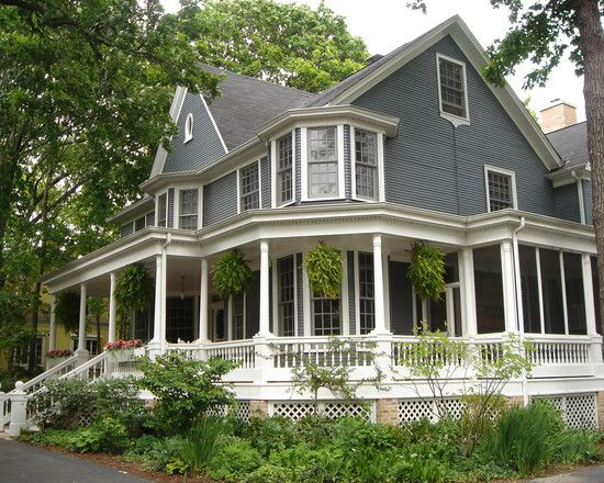 Traditional Photos And Porches On Pinterest