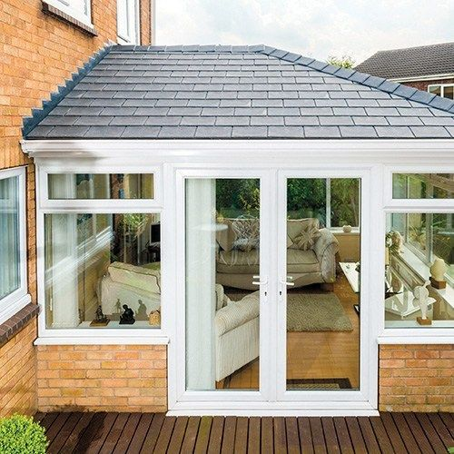 Conservatory With Solid Roof Cost Google Search Pristrojka K Domu Dom Sadovye Idei