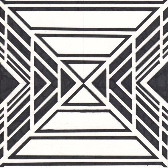 tribal_triangles_by_penguinluffer-d5irzhr.jpg (900×903)
