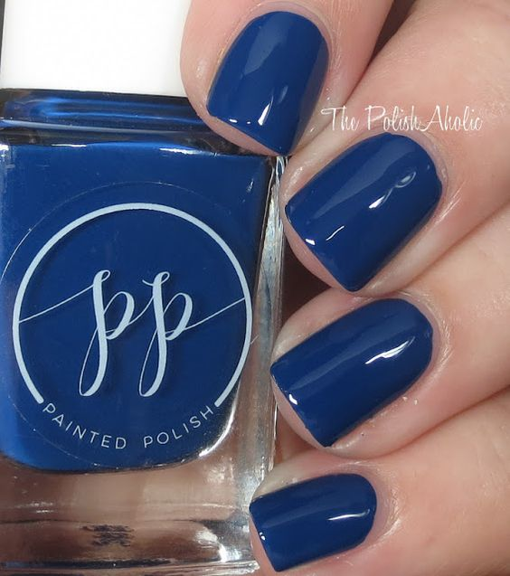 The PolishAholic: Painted Polish At Sea Volume II Swatches & Review