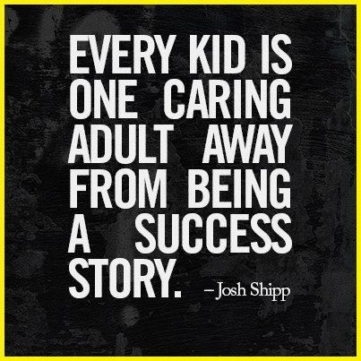 ✌: Success Story, Social Work, Caring Adult, Foster Adoption, Make A Difference, So True