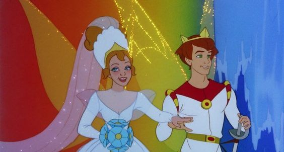 Thumbelina & Cornelius