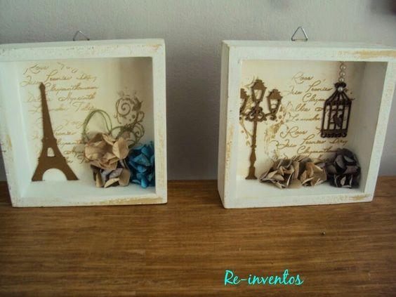 Artesanato Geraldi ~ Quadros Artesanato Pinterest Ems