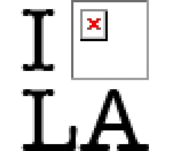 I [×] LA