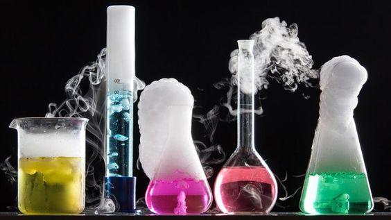 Resultado de imagen de experimentos de quimica