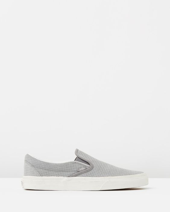 Classic Slip-On by Vans Online | THE ICONIC | Australia