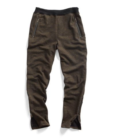 Terry Running Pant | Todd Snyder