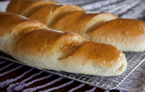 Crusty french bread -the best french bread recipe. JdR