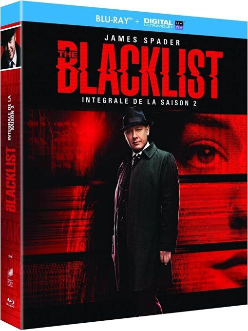 The Blacklist - Saison 2 [Blu-ray + Copie digitale]