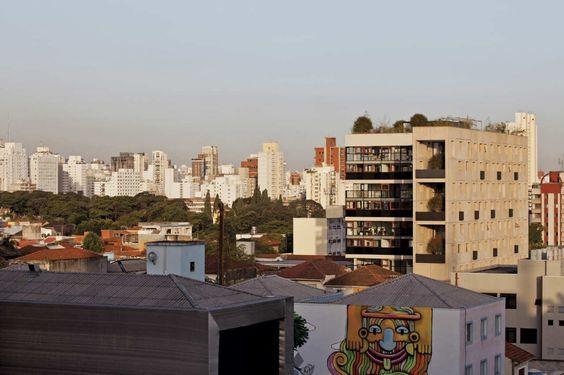 Edifício W305 (São Paulo, 2011) / Isay Weinfeld