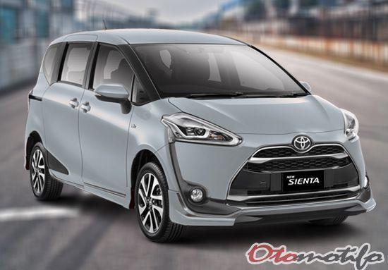 Harga Toyota Sienta 2021 Review Spesifikasi Modifikasi Otomotifo Toyota Mobil
