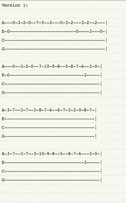 Hedwig S Theme Ukulele Tab Ukulele Tabs Songs Ukulele Music Ukelele Chords Ukulele Songs
