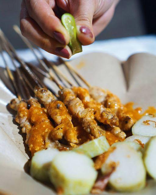 Step By Step Membuat Resep Sate Taichan A La Cafe Senayan Resep Masakan Makanan Dan Minuman Masakan Unik