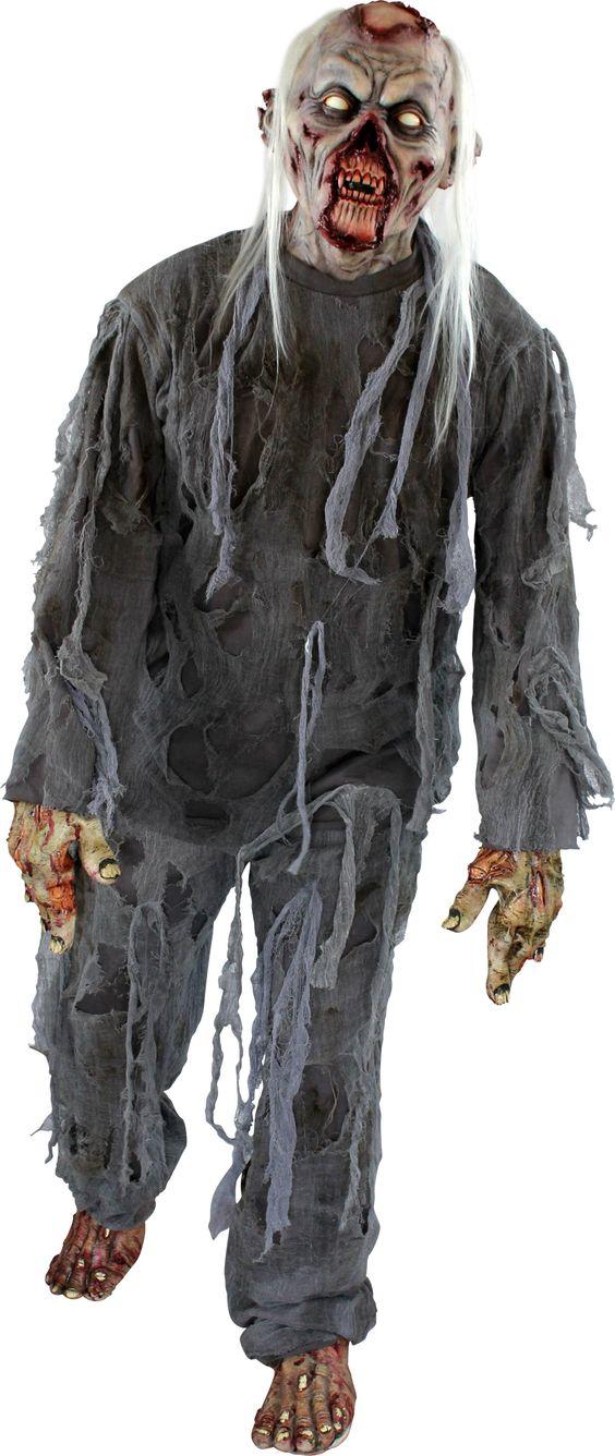 Disfraz de muerto viviente adulto Disponible en http://www.vegaoo.es/disfraz-de-muerto-viviente-adulto.html?type=product