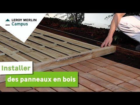 Youtube Panneau Bois Bois Bois Leroy Merlin