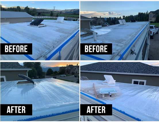 How Can You Protect Yourself From Rv Leaks By Being More Proactive And Using The Right Repairing Formula In 2020 Roof Repair Roof Sealant Rv Roof Repair