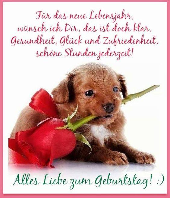 Für das neue Lebensjahr: Alles Liebe zum Geburtstag! #alles_gute_zum_geburtstag #geburtstag #geburtstags #grussegrusskarten: